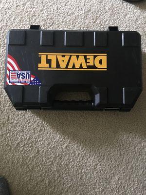 Dewalt Box for Sale in Falls Church, VA
