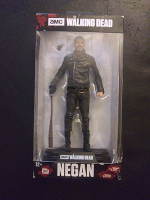 Negan Walking Dead figure for Sale in Gaithersburg, MD