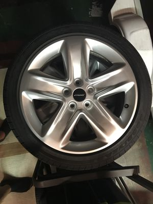 Ford Fusion Sport rims an tires for Sale in Weldon Spring, MO