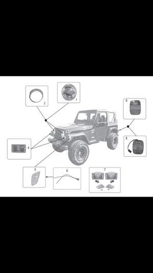 Used Jeep Wrangler Parts >> New And Used Jeep Parts For Sale In Pittsburgh Pa Offerup