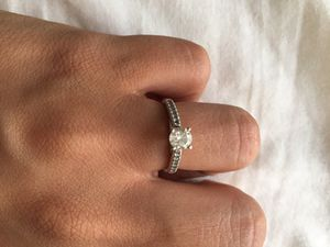 Engagement Ring and Wedding Band for Women for Sale in San Diego, CA