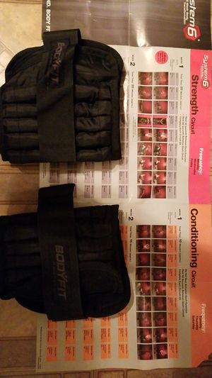 Bodyfit ankle weights for Sale in Chicago, IL