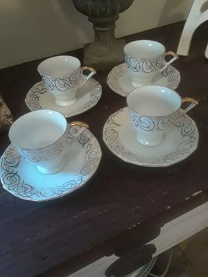 Vintage Ucagco Teacup & Saucer Set for sale  Tulsa, OK