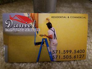 Daniel's painting service. for Sale in Oakton, VA