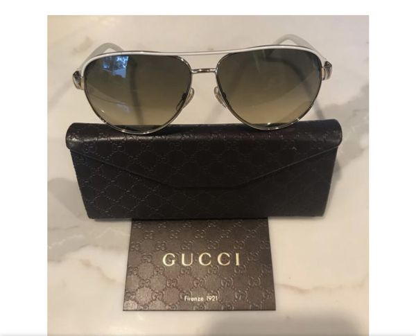 7d2c479903 GUCCI GG 4239 S Metal Aviator Sunglasses for Sale in Pinecrest