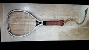 """Vintage pro racquetball racket 3 5/8"""" grip for Sale in Fort Hunt, VA"""