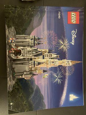Photo LEGO Disney castle