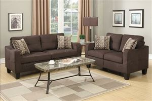Brand 2pcs sofa set for sale for Sale in Beverly Hills, CA