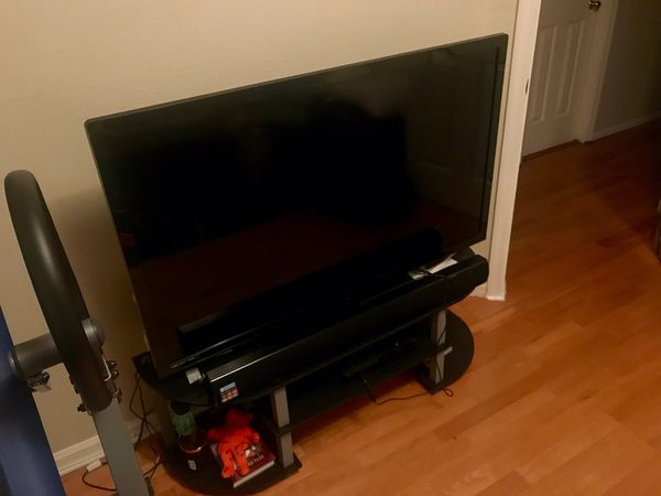 50 inch emerson flat screen tv for sale in fort worth tx offerup. Black Bedroom Furniture Sets. Home Design Ideas