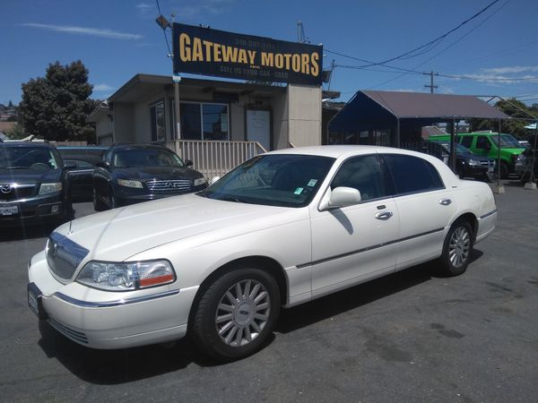 2007 Lincoln Town Car Signature For Sale In Hayward Ca Offerup