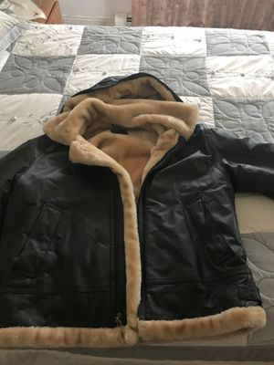 And Leather In Offerup New Used Sale IslandNy For Jacket Staten 0mN8nwv