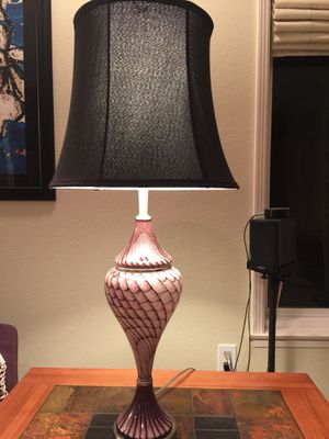 Dillon Wells Designer Table Lamp for Sale in San Diego, CA