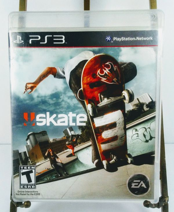 Skate 3 for PlayStation 3 for Sale in Bakersfield, CA - OfferUp