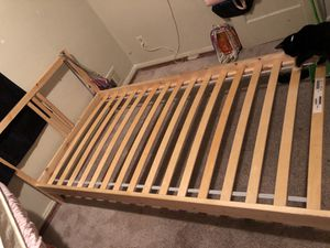 Twin IKEA bed frame for Sale in Washington, DC