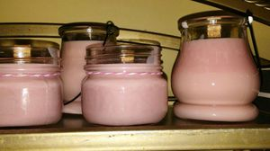 Homemade candles by me for Sale in Baltimore, MD