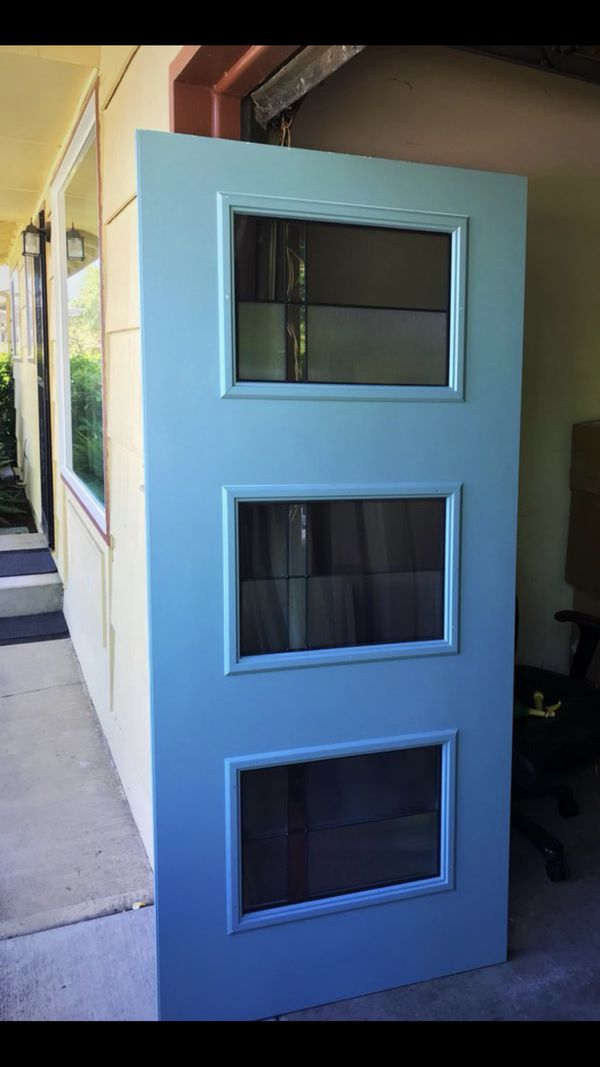 Fiberglass Exterior Door For Sale In Hubbard Or Offerup