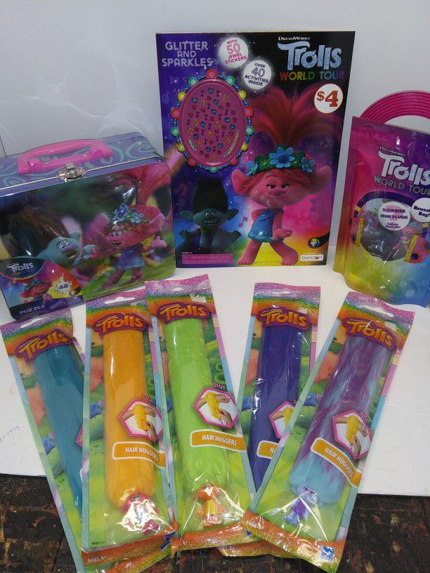 Trolls Kid 8 Piece Pack