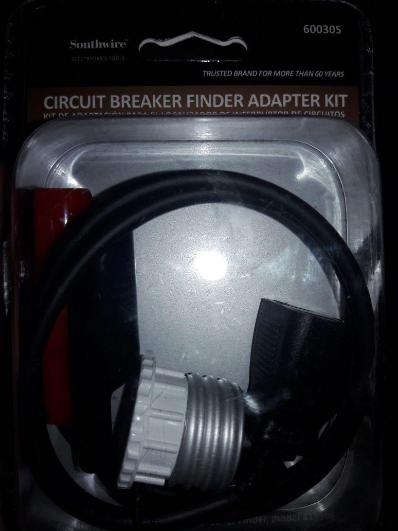 Circuit breaker finder