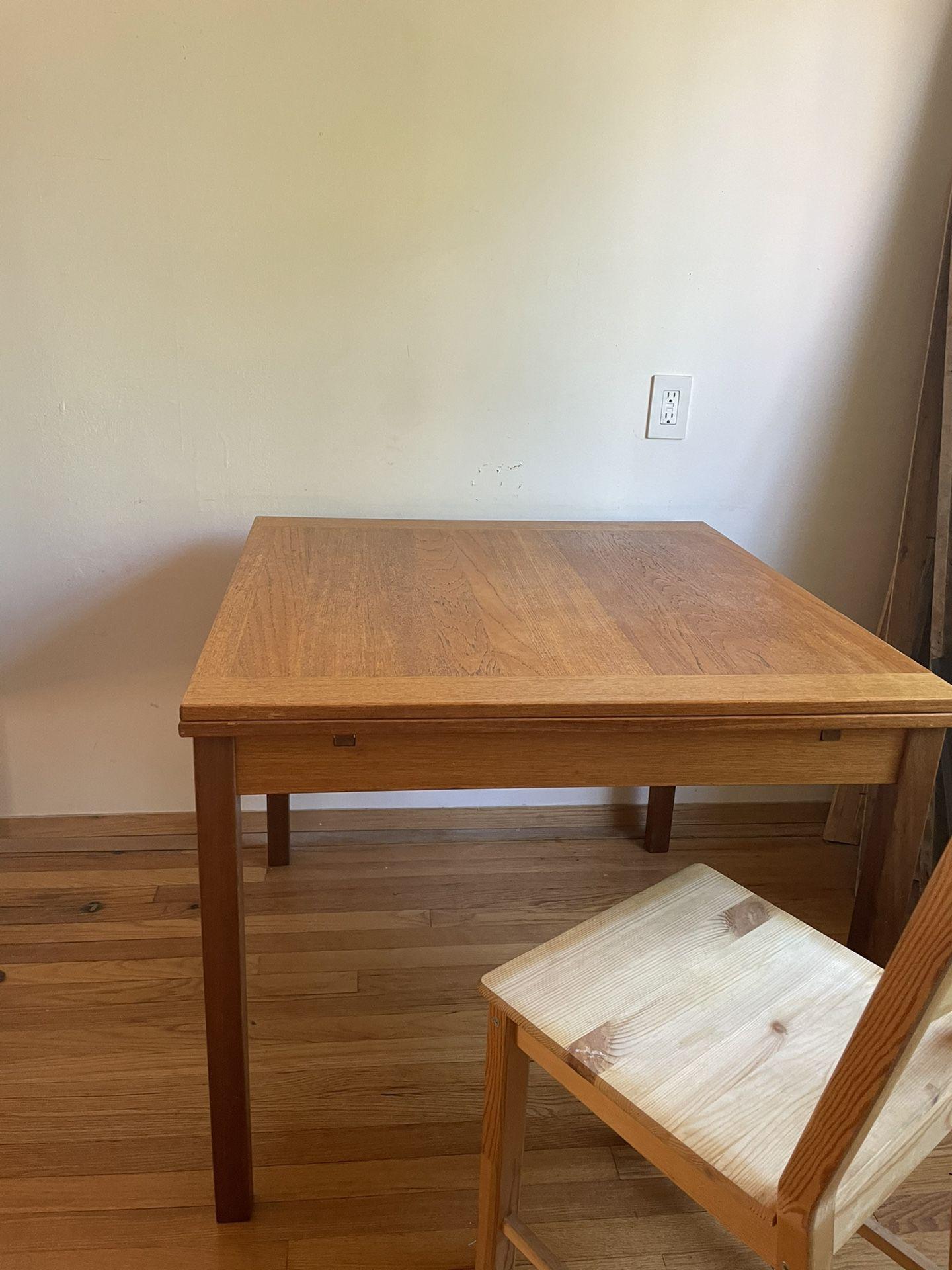 Ansager Mobler Teak Dining Table