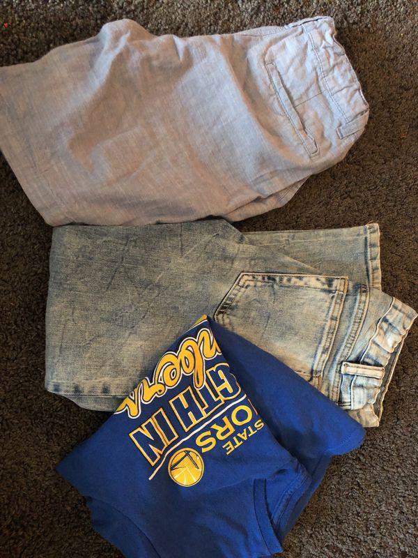 93abee2f0a1 boys clothes bundle size 8 10 for Sale in San Pablo