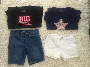 Girls back to school outfits- size 10 for Sale in Apex, NC