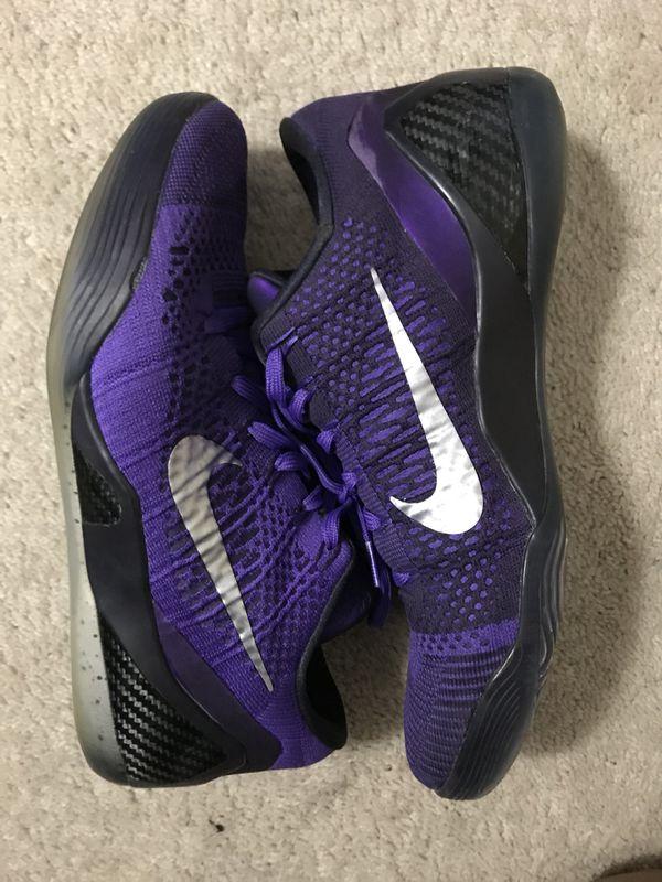 """361a296b0b9e Nike Kobe 9 Elite Low """"Moonwalkers"""" size 11 for Sale in Jacksonville ..."""