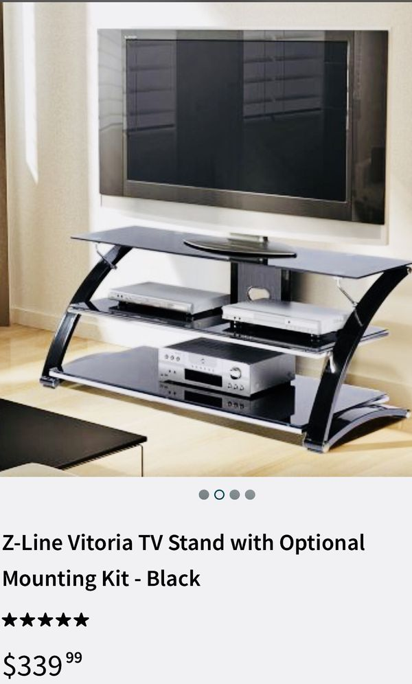 Z Line Tv Stand For Sale In Dumont Nj Offerup