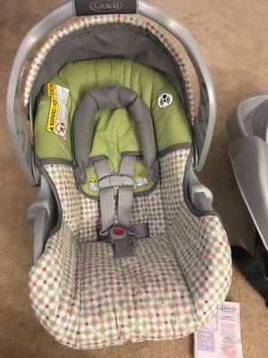 Graco SnugRide Classic Connect Infant Car Seat for Sale in Reston, VA