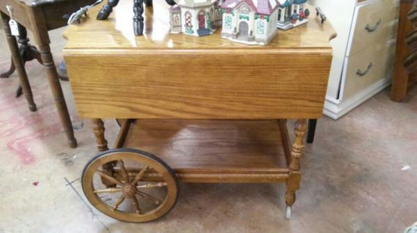 Vintage Tea Cart For Sale In Decatur Ga Offerup