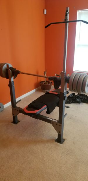Weight Bench for Sale in Union City, GA