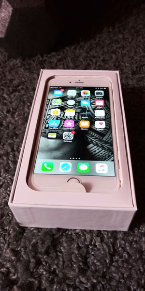 New iphone 6s plus busmobime full unloked for Sale in Alexandria, VA