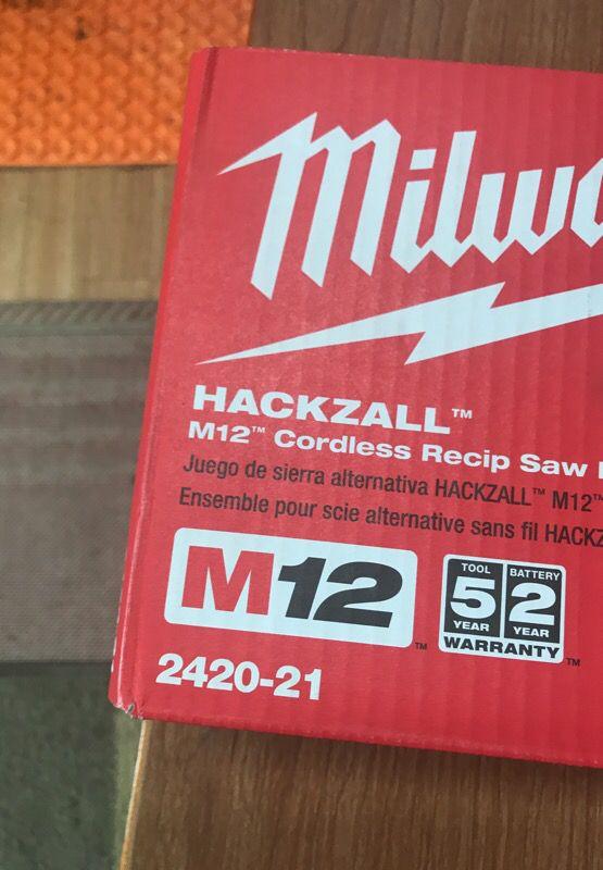Hackzall m12