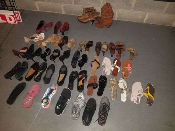 12bf452dfc0 Womens SHOES!!!  50 For ALL (only one of ea shoe pictured) for Sale ...
