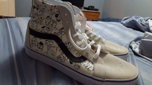 VANS Exclusive Disney 101 Dalmatians Shoes for Sale in Glendale, AZ OfferUp
