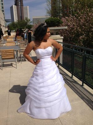 Wedding/ cotillion dress for sale ! for Sale in Washington, DC