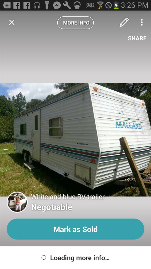 Camper for Sale in Summerville, SC - OfferUp