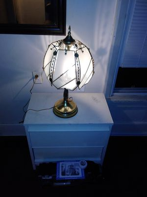 Beautiful antique Touch Tone lamp three tones for Sale in Bethlehem, PA