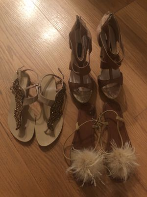 Size 39 3 slippers for Sale in Falls Church, VA