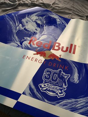 Red Bull goodie bag for Sale in Pittsburgh, PA
