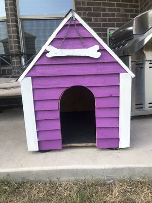 53da5ab90 New and Used Dog house for Sale in Cedar Hill
