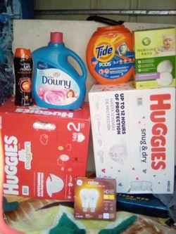 Huggies + Tide pods +Downey bundle !!!$ave$$!! Thumbnail