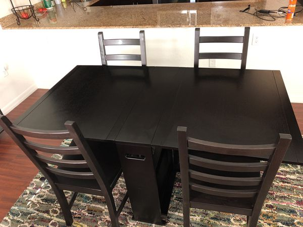 Crate Barrel Table And Ikea Chairs For Sale In Boynton Beach Fl