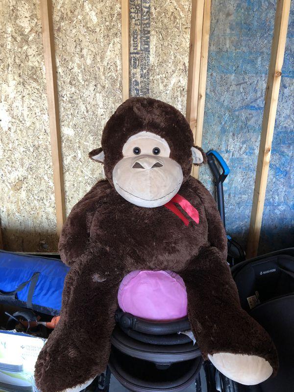Stuffed Monkey For Sale In Spokane Wa Offerup