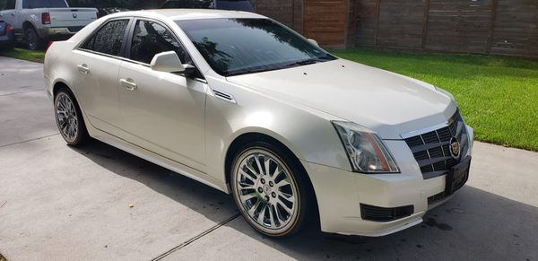 2010 Cadillac Cts Cars Trucks In Houston Tx Offerup