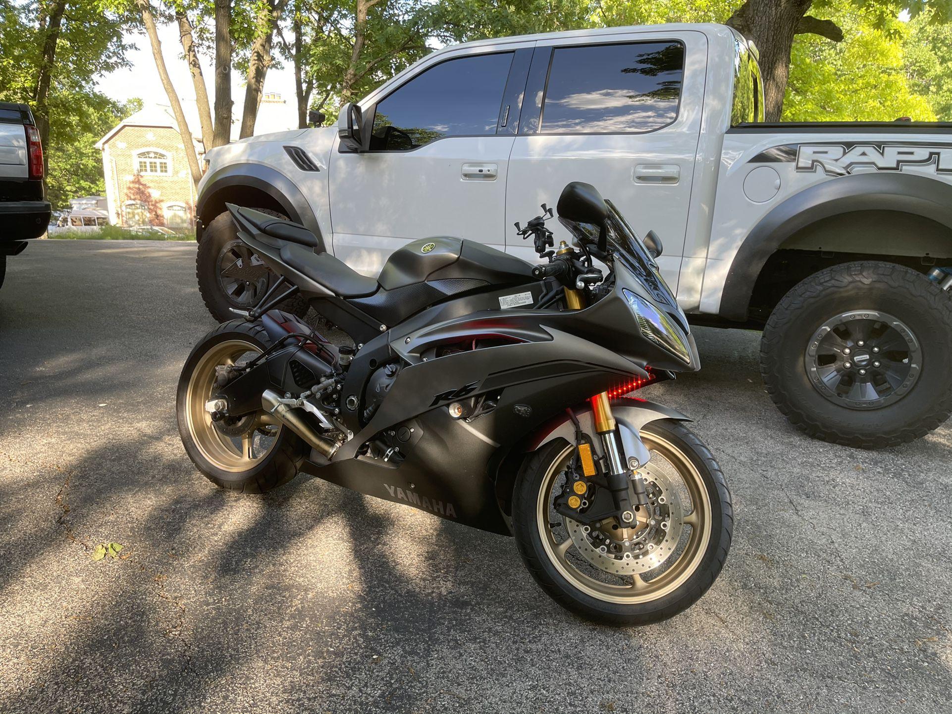 Photo 2014 Yamaha R6