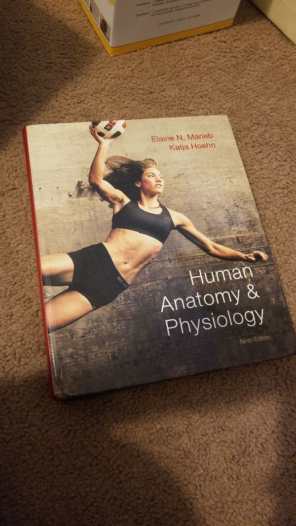 Human Anatomy Book 9th edition for Sale in Charlotte, NC - OfferUp