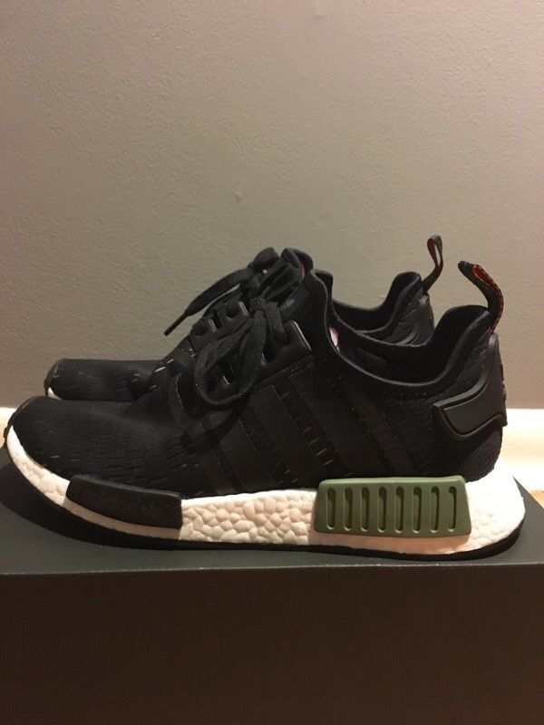 5ea3cee82f7 Adidas NMD R1 Footlocker Euro Edition Rare for Sale in Fort ...