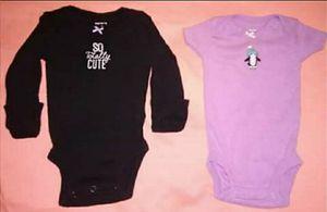 Newborn onesies for Sale in Hillsboro, MO