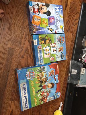 Games and puzzle for Sale in Oak Forest, IL
