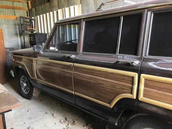 Photo 1991 Jeep Grand Wagoneer
